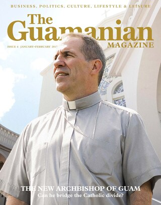GM Issue 6 - The New Archbishop of Guam
