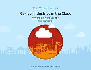 Riskiest Industries In The Cloud: Technology Edition