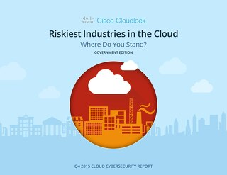 Riskiest Industries In The Cloud: Government Edition