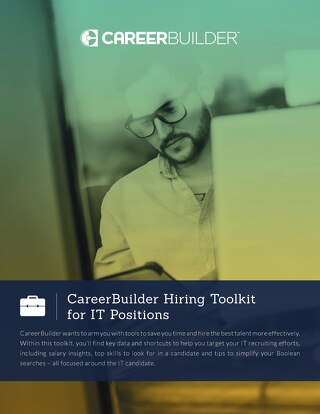 Hiring Toolkit for IT Positions