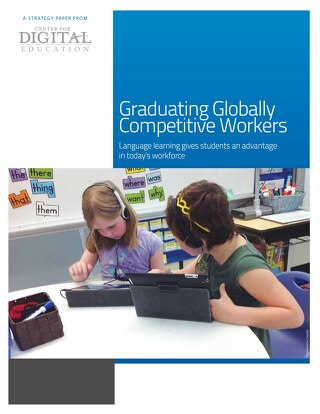 Graduating Globally Competitive Workers