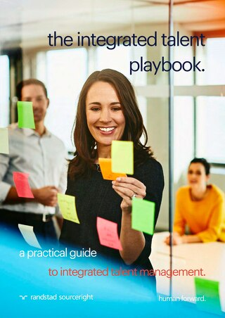 Randstad Sourceright Integrated Talent Playbook