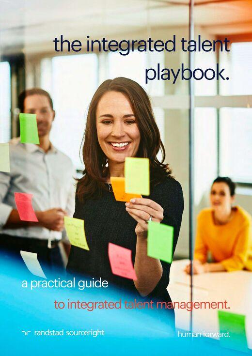 Randstad Sourceright Integrated Talent Playbook
