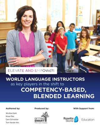 Elevate and Empower: World Language Instructors