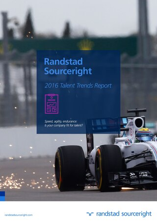 Randstad Sourceright 2016 Talent Trends Report