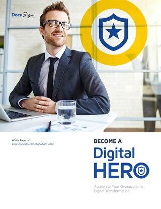 Become a Digital Hero Whitepaper