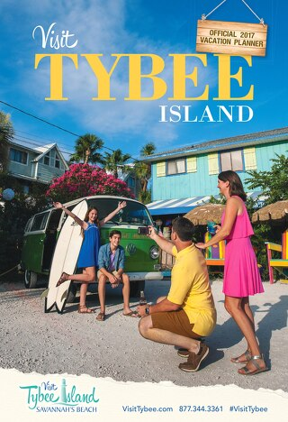 2017 Visit Tybee Visitor Guide