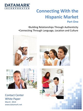 Connecting With the Hispanic Market - Part One