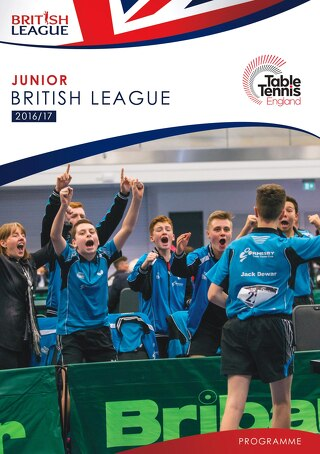 Junior British League 2016-17 Weekend 2