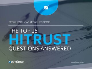The Top 15 HITRUST Questions Answered