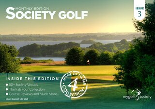 Society Golf Digital Magazine - Issue 3