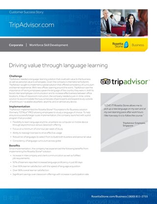 [Case Study] TripAdvisor