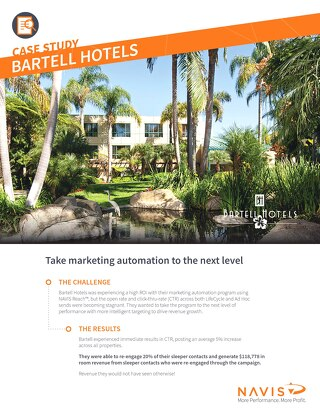 Bartell Hotels Case Study