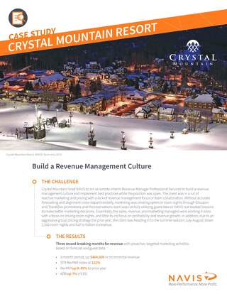 Crystal Mountain Resort Case Study