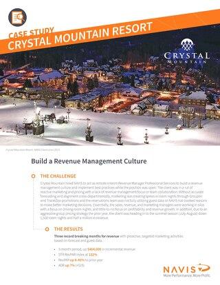 Crystal Mountain Resort Case Study