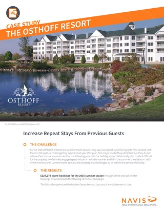 The Osthoff Resort Case Study