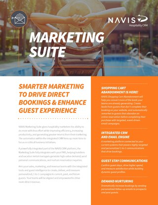 Marketing Suite Data Sheet