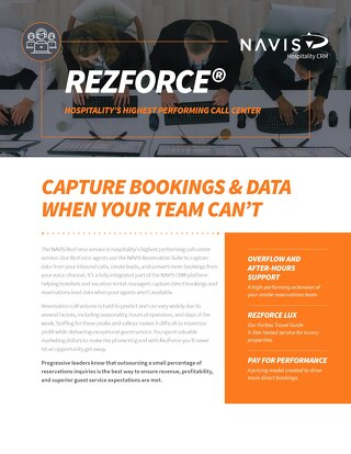 NAVIS RezForce Product Brochure