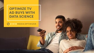 Optimize TV Ad Buys With Data Science.