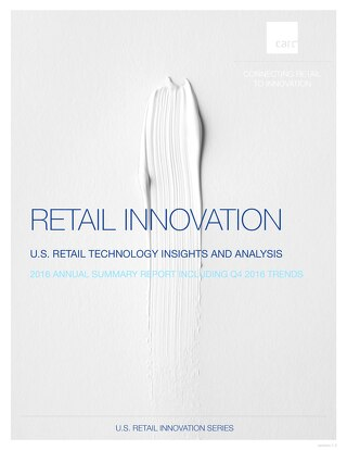 CART Advancing Retail Innovation Report 2016
