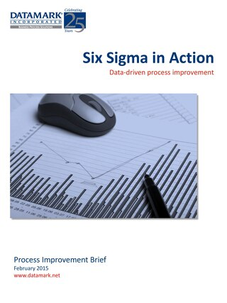 Improving Business Processes With Six Sigma