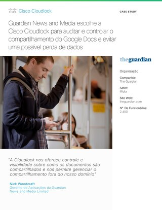 The Guardian Case Study – Portuguese