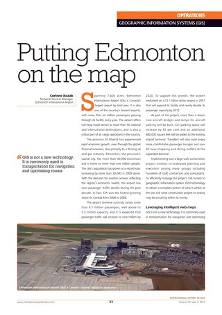 Putting Edmonton on the Map