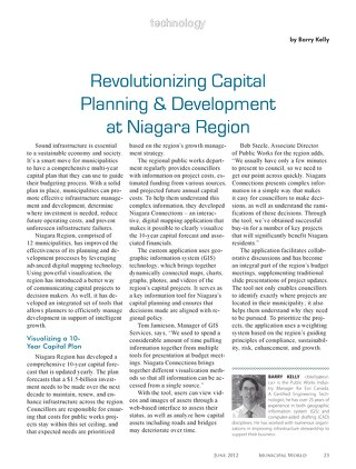 Revolutionizing Capital Planning & Development at Niagara Region