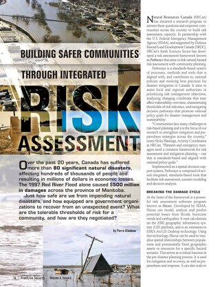 Building Safer Communities Through Integrated Risk Assessment