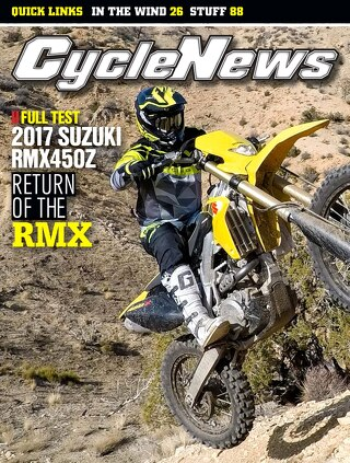 Cycle News 2017 Issue 04 January 31