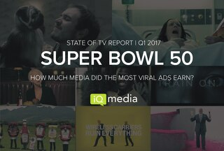 Super Bowl 50 Report: How much media did the most viral ads earn?
