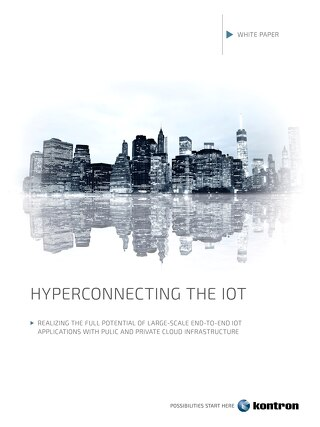 Hyperconnecting the IoT