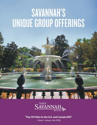 Savannah Unique Group Offerings