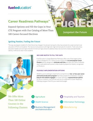 Career and College Readiness Flyer