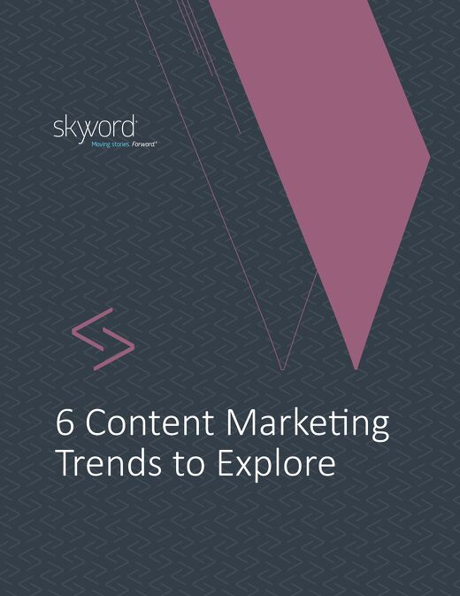 Top Content Marketing Trends to Explore This Year
