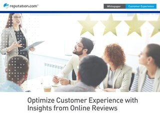 Optimize Customer Experience with Insights from Online Reviews