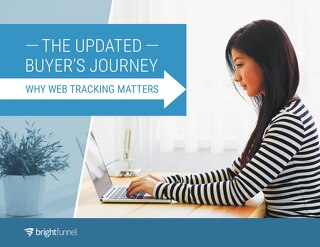 The Updated Buyers Journey: Why Web Tracking Matters