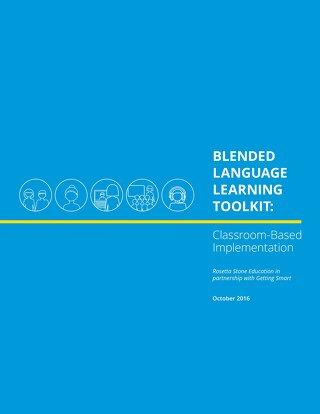 Blended Language Learning Toolkit