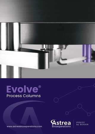 Evolve™ Bio-process Column brochure