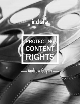 E-book: Protecting content rights