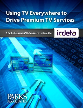 White paper: Using TV everywhere to drive premium TV services