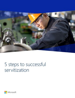 5 Steps to Successful Servitization