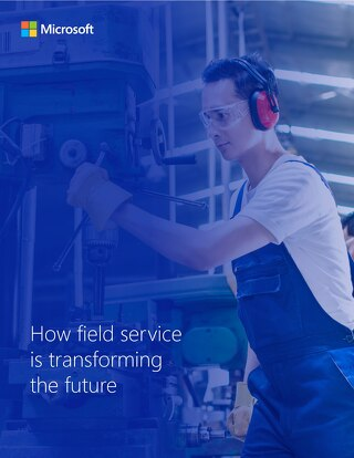 How Field Service is Transforming the Future
