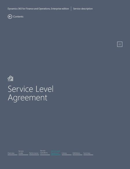 Factsheets Microsoft Dynamics 365 For Finance And Operations