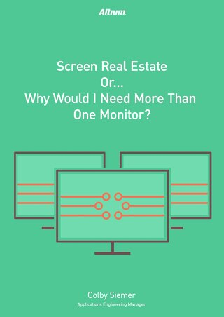 How To Improve Your Productivity With Added Screen Real Estate