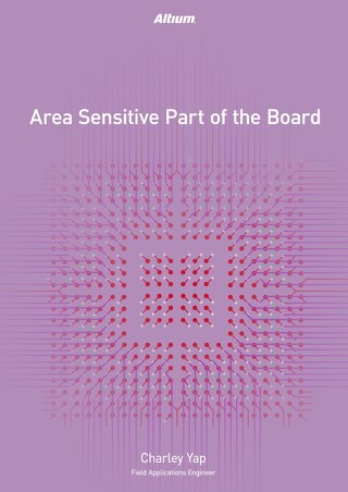 Area Sensitive Part Of The Board