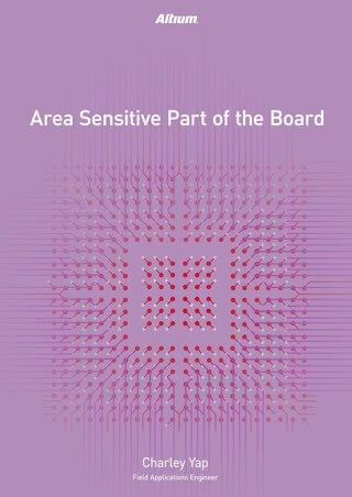 Area Sensitive Part Of The Board