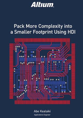Pack More Complexity into a Smaller Footprint Using HDI