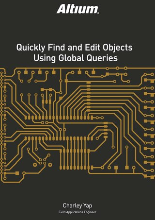 Quickly Find and Edit Objects Using Global Queries