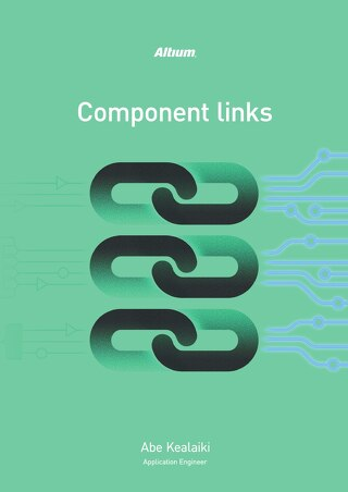 Automatisierung von Änderungen mit Component Links